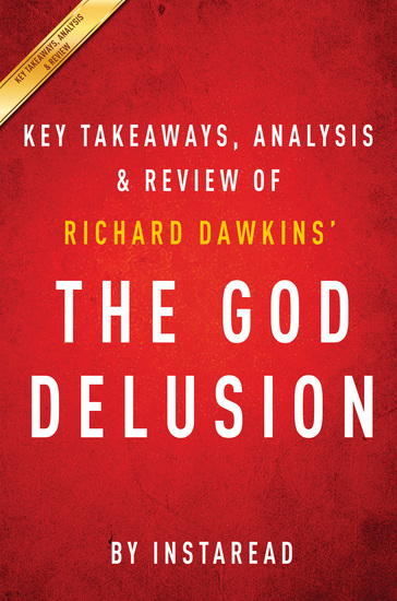 The God Delusion: by Richard Dawkins | Key Takeaways Analysis & Review - cover