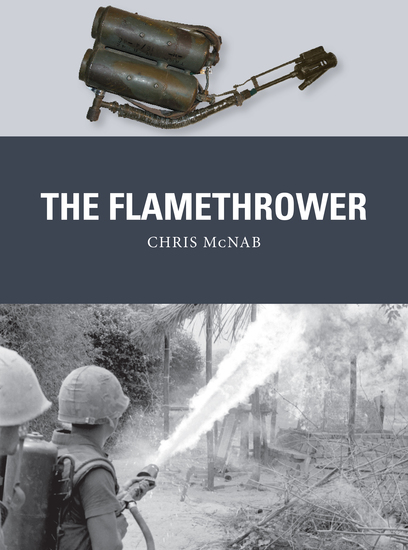 The Flamethrower - cover