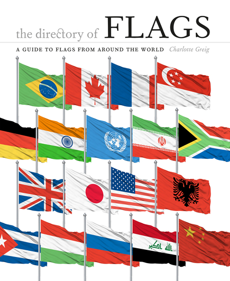 The Directory of Flags - A guide to flags from around the world - cover