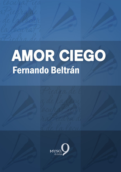 Amor ciego - cover