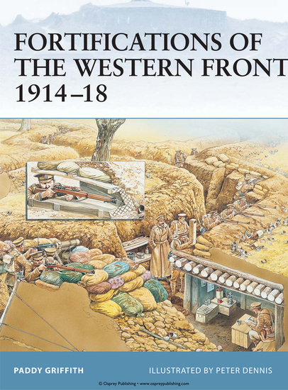Fortifications of the Western Front 1914-18 - cover