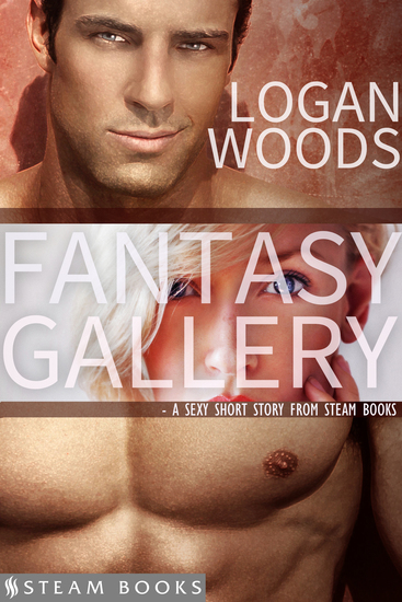 Fantasy Gallery - A Sexy Short Story from Steam Books - cover