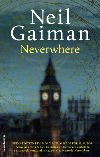 Neverwhere - cover
