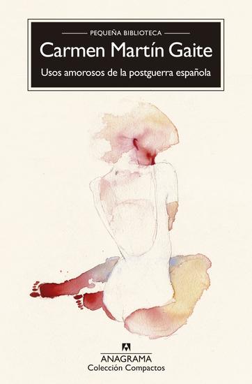 Usos amorosos de la postguerra española - cover
