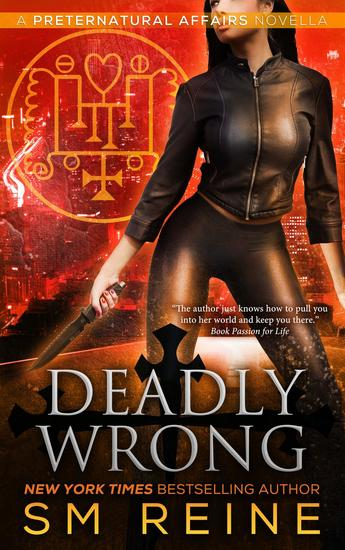 Deadly Wrong - Preternatural Affairs #5 - cover