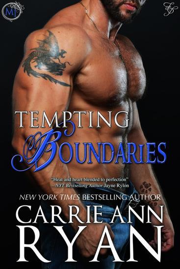 Tempting Boundaries - Montgomery Ink #2 - cover