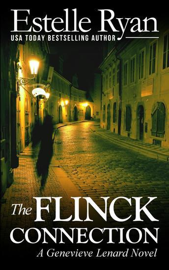 The Flinck Connection - Genevieve Lenard #4 - cover