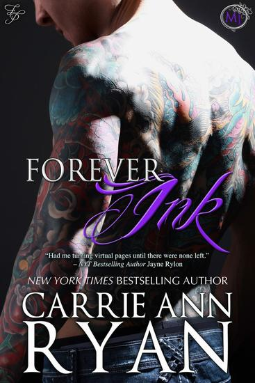 Forever Ink - Montgomery Ink - cover