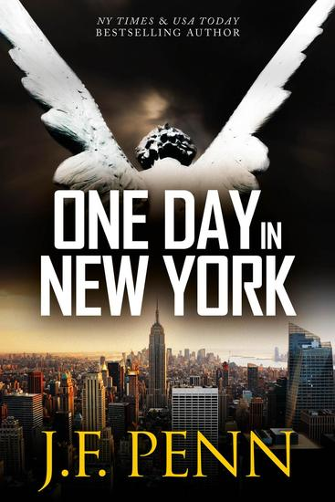 One Day In New York - ARKANE Thrillers #7 - cover