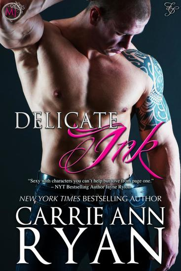 Delicate Ink - Montgomery Ink #1 - cover