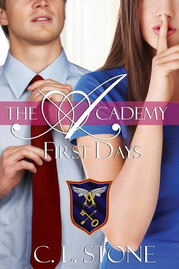 The Academy - First Days - The Ghost Bird Series #2 - cover
