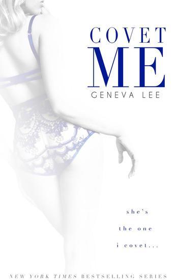 Covet Me - Royals Saga #5 - cover