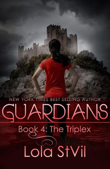 Guardians: The Triplex - Guardians #4 - cover