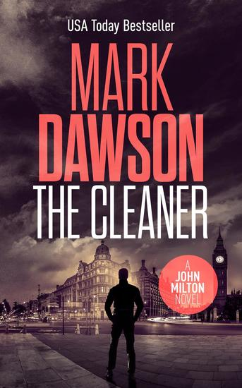 The Cleaner - John Milton #1 - cover