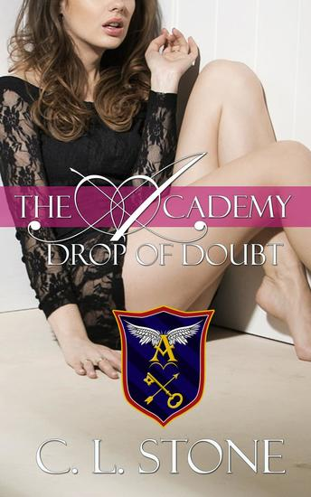 The Academy - Drop of Doubt - The Ghost Bird Series #5 - cover