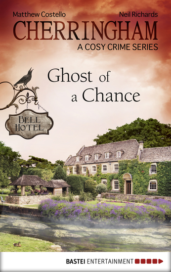 Cherringham - Ghost of a Chance - A Cosy Crime Series - cover