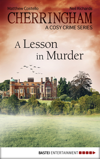 Cherringham - A Lesson in Murder - A Cosy Crime Series - cover