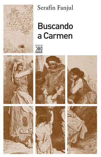 Buscando a Carmen - cover