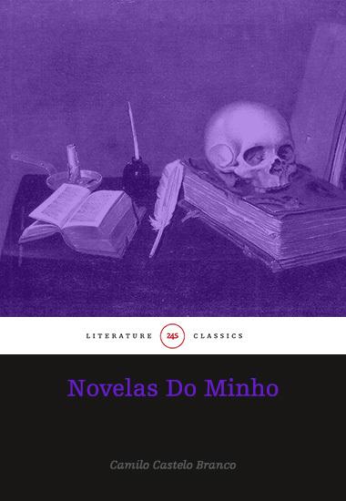 Novelas Do Minho - cover