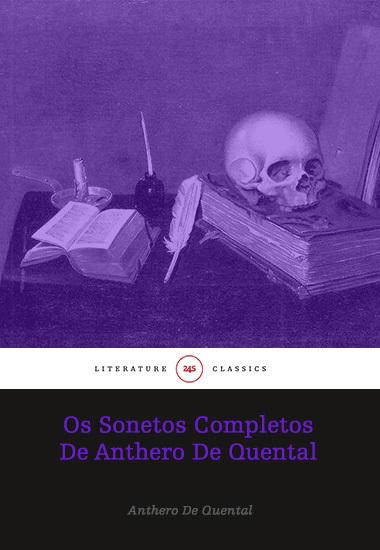 Os Sonetos Completos De Anthero De Quental - cover