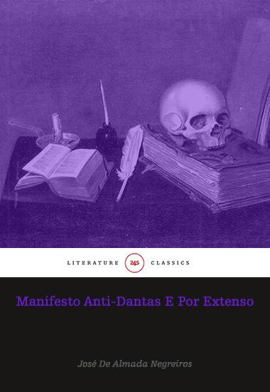 Manifesto Anti-Dantas E Por Extenso - cover