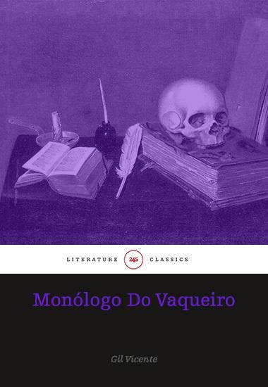 Monólogo Do Vaqueiro - cover