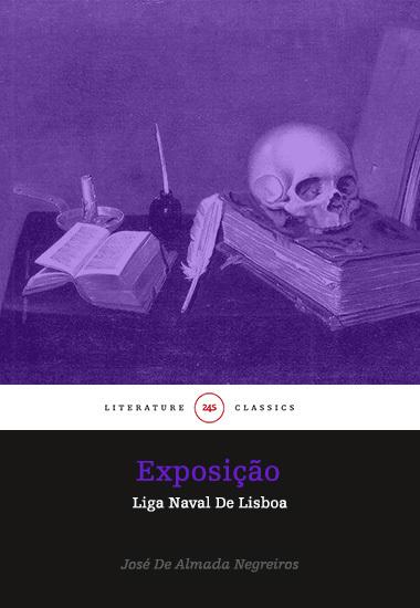 Exposição - Liga Naval De Lisboa - cover