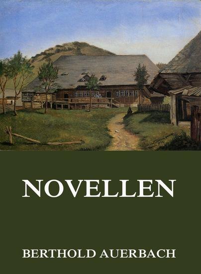 Novellen - Erweiterte Ausgabe - cover