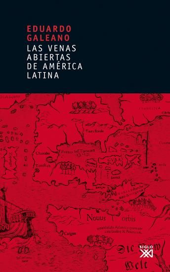 Las venas abiertas de América Latina - cover