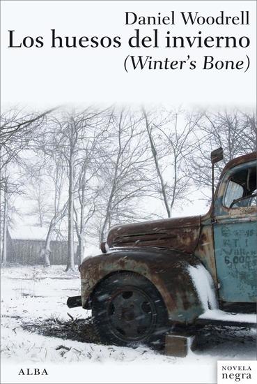 Los huesos del invierno - cover