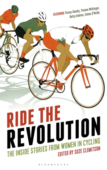 Ride the Revolution - The Inside Stories from Women in Cycling - cover