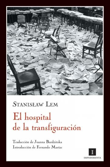 El hospital de la transfiguración - cover
