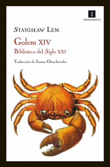 Golem XIV - cover