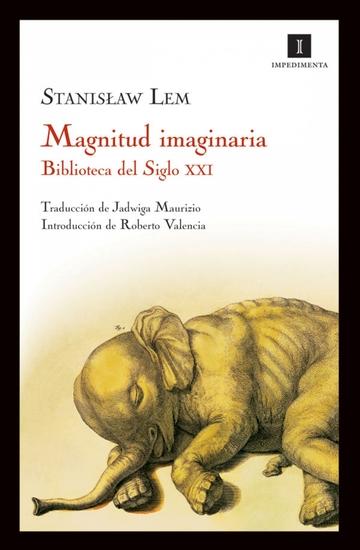 Magnitud imaginaria - cover
