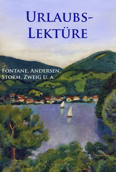 Urlaubslektüre - Klassiker für die Reise - cover