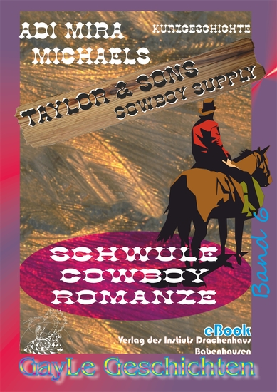 Taylor & Sons Cowboy Supply - Schwule Cowboy Romanze Band 01 - cover