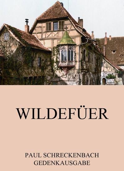 Wildefüer - Erweiterte Ausgabe - cover