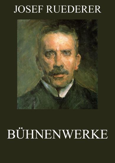Bühnenwerke - Erweiterte Ausgabe - cover