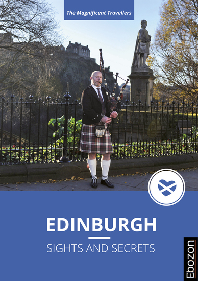 Edinburgh – Sights and Secrets - cover