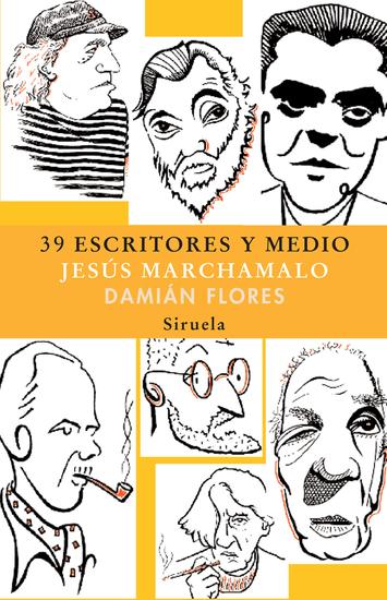39 escritores y medio - cover