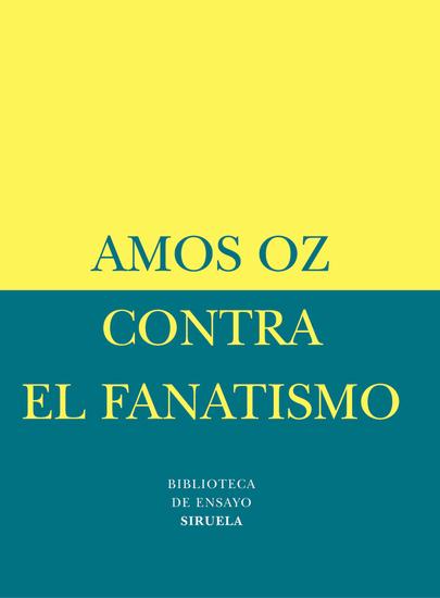 Contra el fanatismo - cover