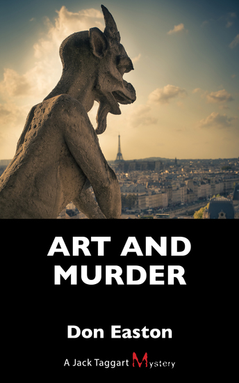 Art and Murder - A Jack Taggart Mystery - cover