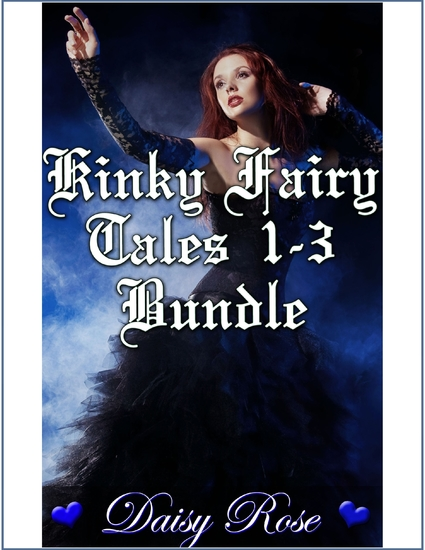 Kinky Fairy Tales 1-3 Bundle - cover