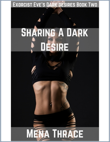 Sharing a Dark Desire - cover