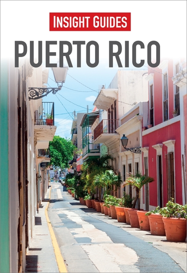 Insight Guides Puerto Rico (Travel Guide eBook) - cover
