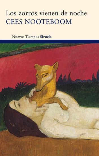 Los zorros vienen de noche - cover