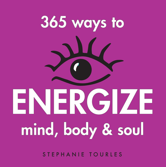 365 Ways to Energize Mind Body & Soul - cover