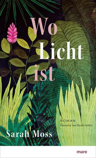 Wo Licht ist - Roman - cover