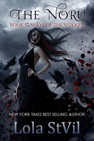 The Noru : Ways Of The Wicked (The Noru Series Book 5) - The Noru - cover