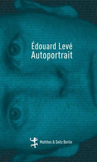 Autoportrait - cover